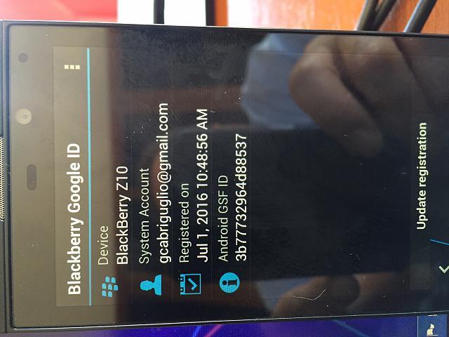 Google Play Store: followed Cobalt's instructions, not working ...