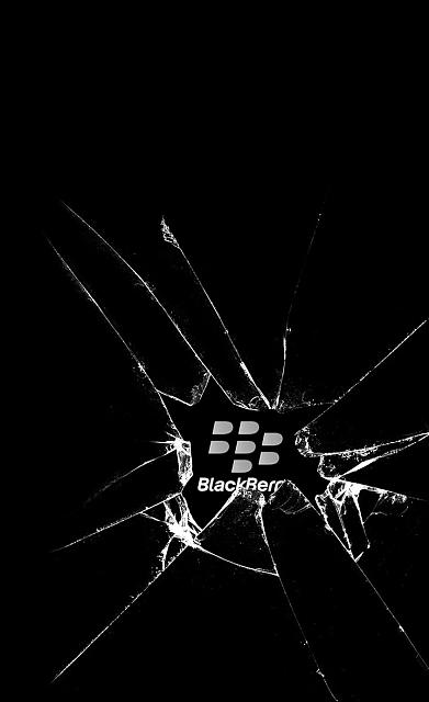Broken Screen Wallpaper For Z3 Blackberry Forums At