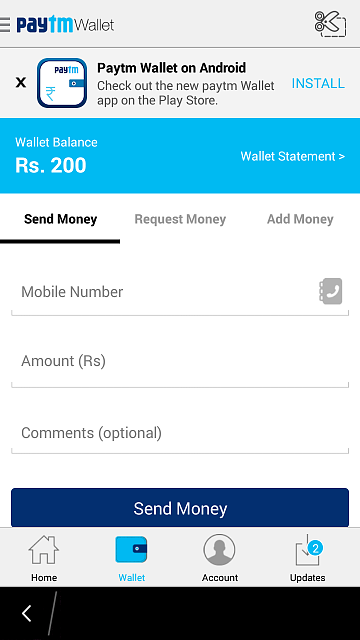 How to add Paytm as your payment method while purchasing