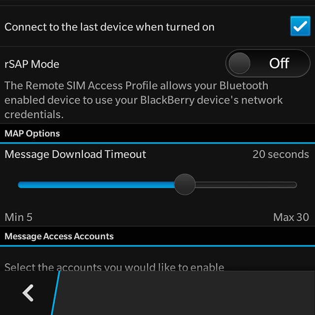 Remote SIM access profile? - BlackBerry Forums at CrackBerry com