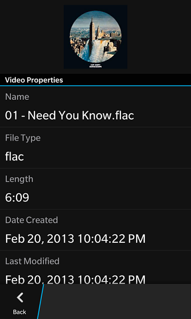 Flac music on Z30? - BlackBerry Forums at CrackBerry com