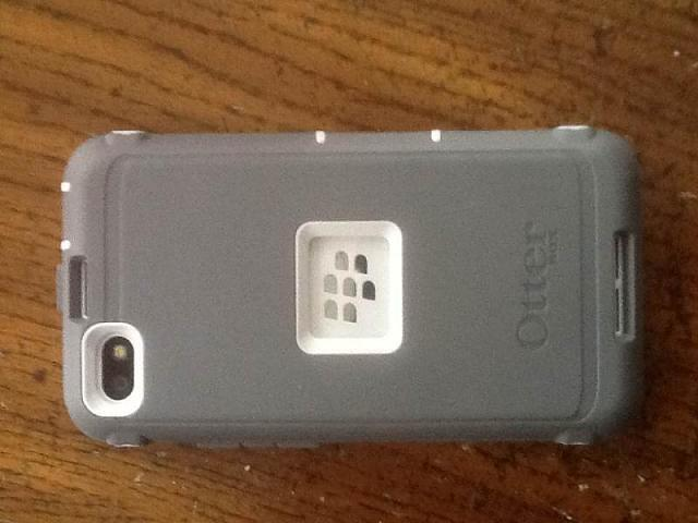 Z30 Otterbox Defender - Page 3 - BlackBerry Forums at