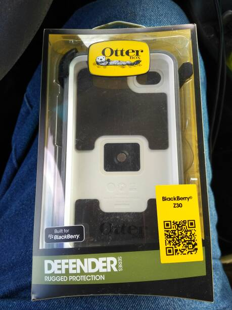 looking for a Z30 Otterbox Defender with Holster - BlackBerry Forums