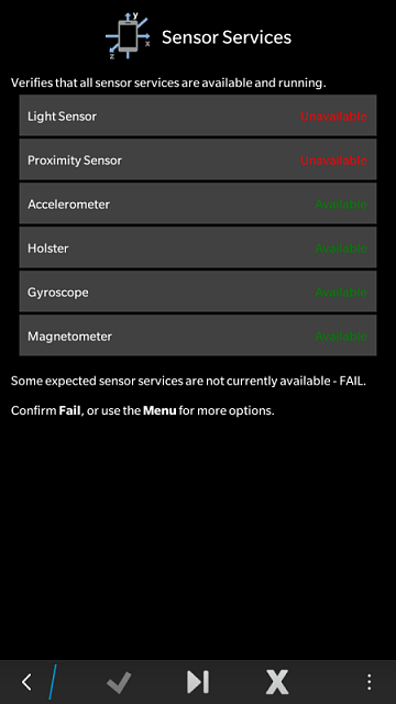 Z30 Proximity and Light sensors not working - BlackBerry Forums at ...