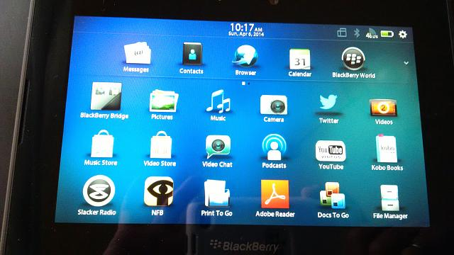 Blackberry Playbook 4g Lte 32gb With Accessories