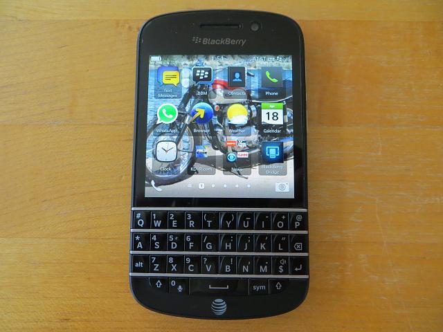 Unlocked AT&T Q10 SQN100-1 - BlackBerry Forums at CrackBerry com