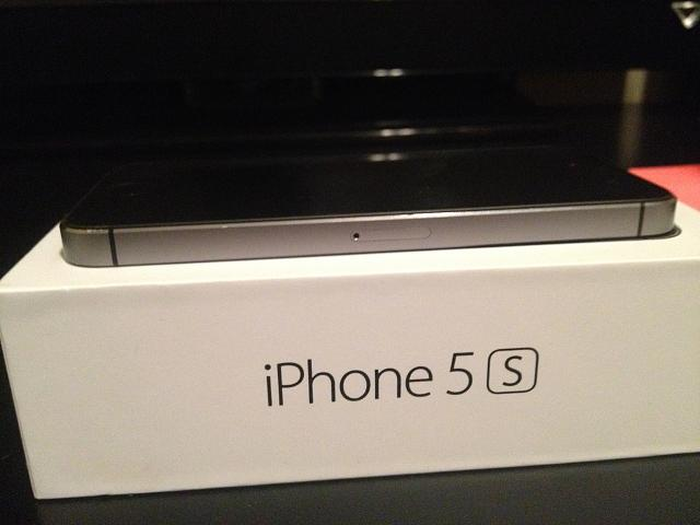 Apple Iphone 5s 32gb Space Grey Iphone 5s 32gb Space