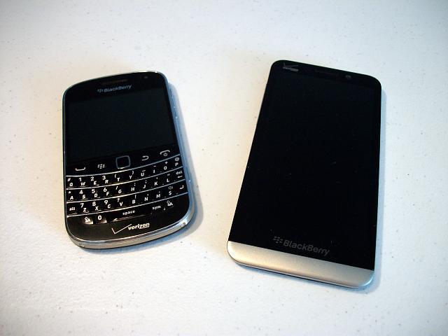 BlackBerry Z30 STA100-3 (Verizon)