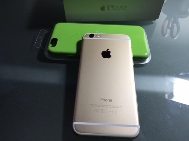 apple iphone 6 gold 16gb t mobile blackberry forums. Black Bedroom Furniture Sets. Home Design Ideas