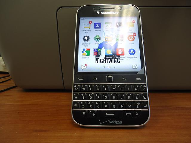 Tool Box Covers >> BlackBerry Classic Verizon Branded (SQC100-3) - BlackBerry Forums at CrackBerry.com