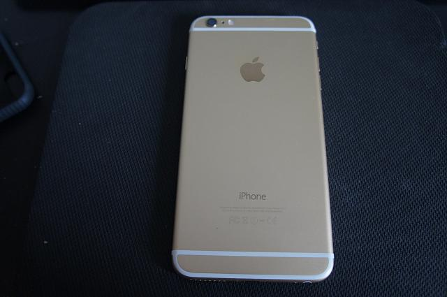 Gold iPhone 6+  64 GB w/LifeProof Case TRADE for Passport or Classic + CASH-dsc05862.jpg