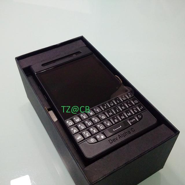 BRAND NEW BlackBerry Dev Alpha C - BlackBerry Forums at