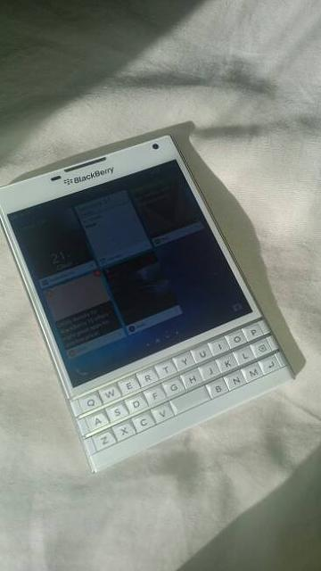 White BlackBerry Passport -  Unlocked-223089.jpg
