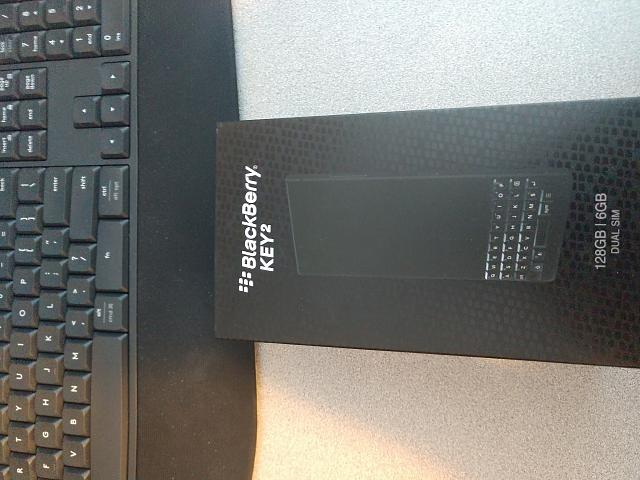 Blackberry Key2 - 128GB - Dual Sim - Comes with cases & Screen Protection-img_20181230_092531932.jpg