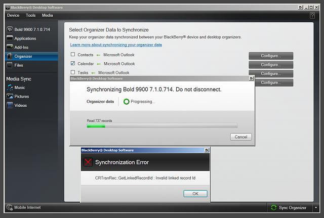 Don't install Desktop Manager 710_b39 / 7.1.0.37 (Bundle 39) - STILL doesn't work properly.-blackberrydesktopmanagererror.jpg