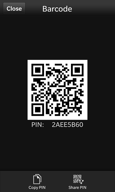 bbm pin for girls