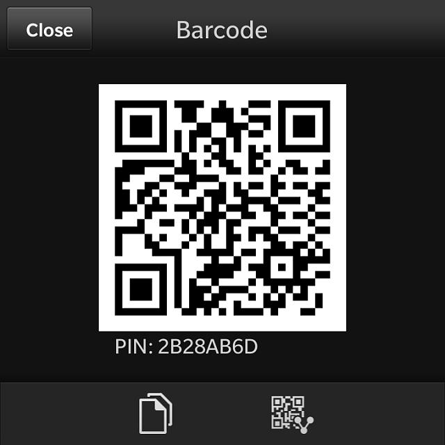 Rencontre via pin bbm