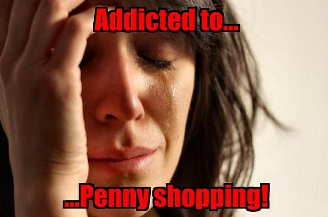 First World Problems game.-pennyshopping.jpg