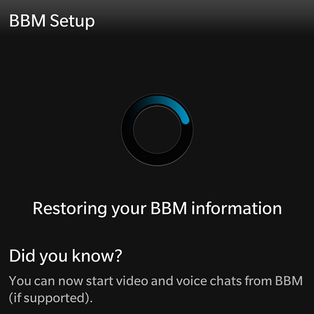 how to change your blackberry id