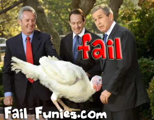 Why BB10 Will likely fail, and what RIM can do.-bush-turkey-fail.jpg