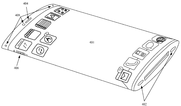 CNET story about Apple's future iPhone-apple-patent-wraparound-display.png