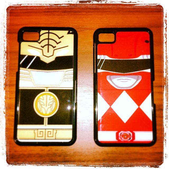 buy online ec34b 55241 Power Rangers Case anyone? - BlackBerry Forums at CrackBerry.com