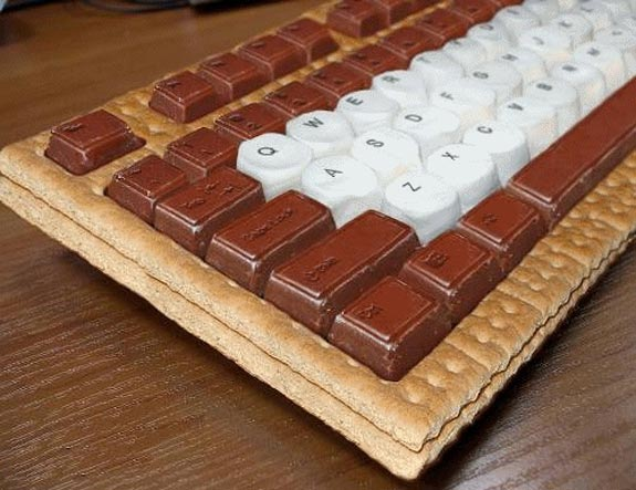 BlackBerry and Xbox's majornelson on twitter-chocolate-keyboard.jpg