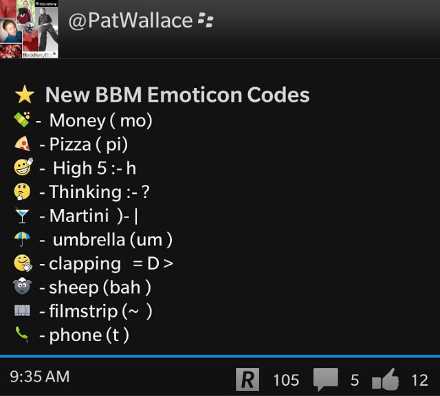 640 x 576 png 105kB, BBM Emoticon font? - BlackBerry Forums at ...