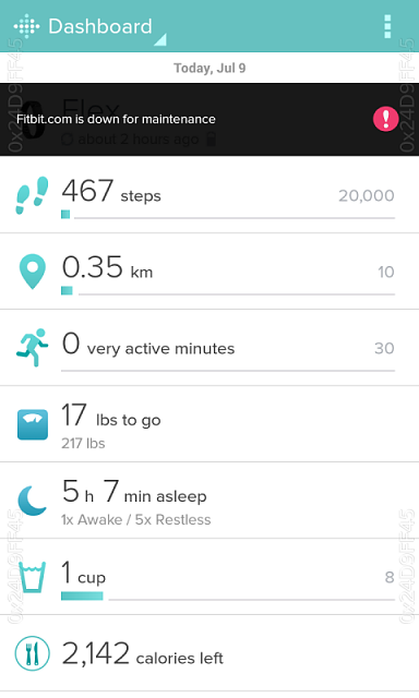 Bluetooth working on Fitbit sideloaded app - z10-img_20140709_085641.png