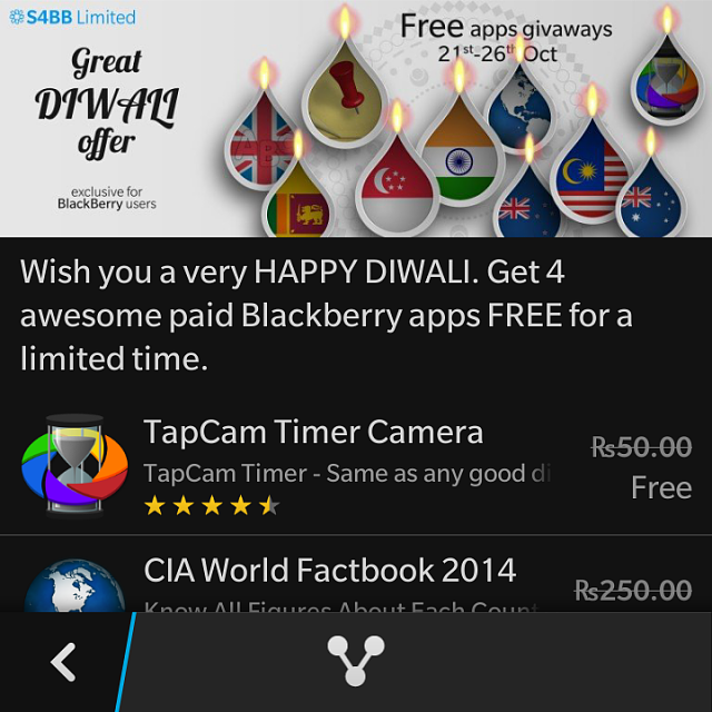 S4BB gives away free apps for Diwali (India)-img_20141021_215003.png