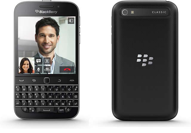 What's your next best alternative if BlackBerry makes