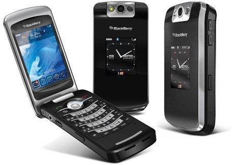 Top celebrity blackberry users