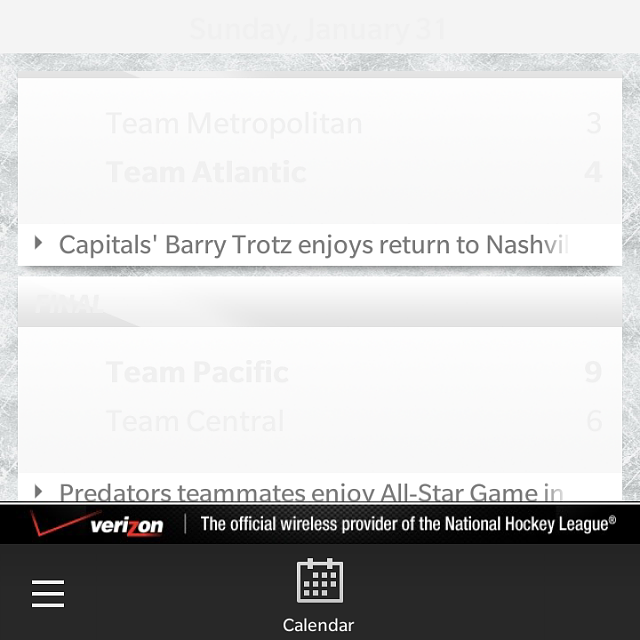 NHL Gamcenter App for BB10.   Did it update???-img_20160201_061718.png