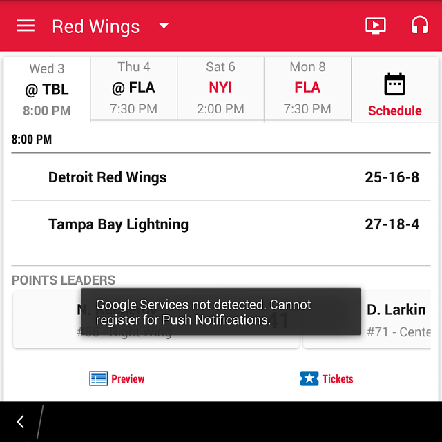 NHL Gamcenter App for BB10.   Did it update???-img_20160202_181356.png