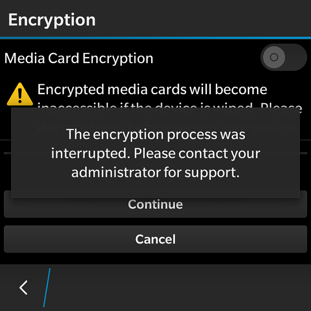 Encryption and Decryption - BlackBerry Forums at CrackBerry com