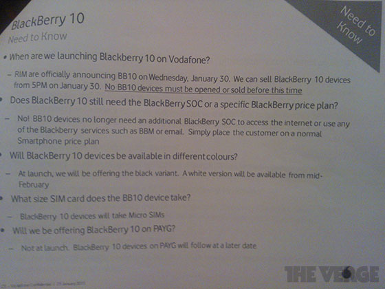 The Verge: BlackBerry Z10 available on January 30th in the UK?-verge-vodafone-uk-leaked-document1_560.jpg