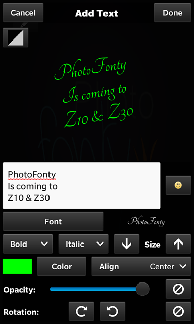 PhotoFonty is coming to Z10 & Z30 also-img_20140405_010105.png