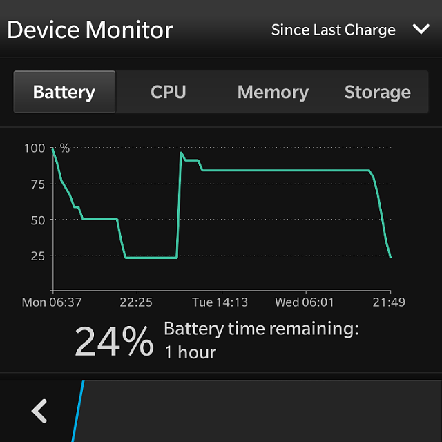 BlackBerry 10 battery life... what's yours?-img_20140423_215030.png