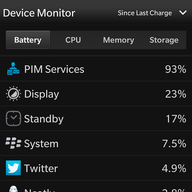 BlackBerry 10 battery life... what's yours?-img_20140423_215240.png