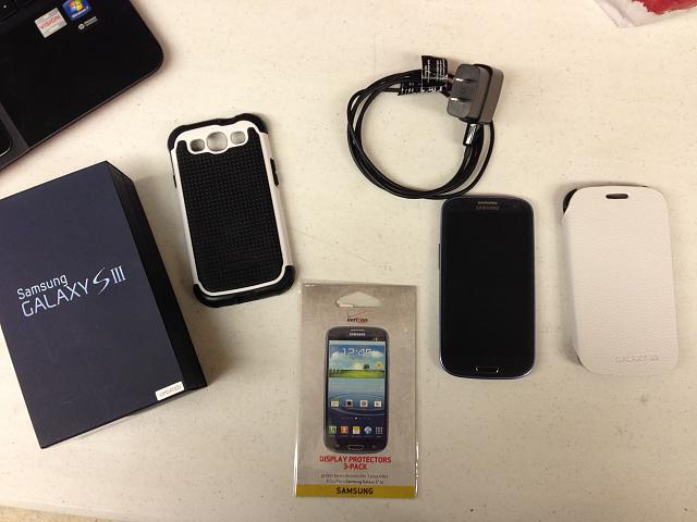 WTS: Samsung Galaxy S3 Verizon - Extras-photo.jpg