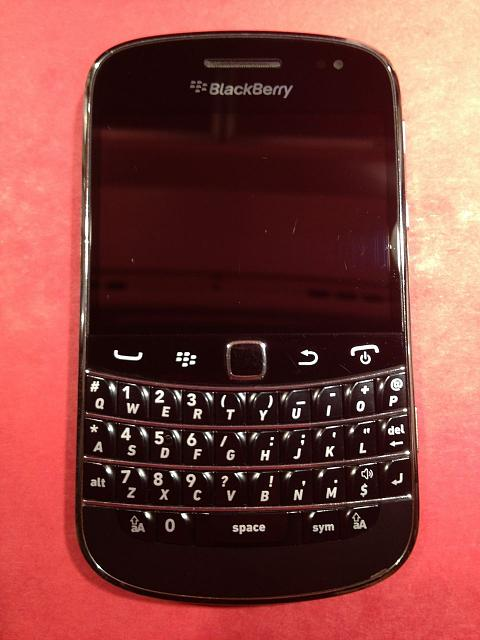Unlocked BlackBerry Bold 9900 with Extra Battery + More-2.jpg