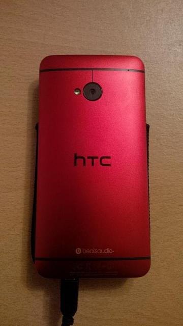 For Sale (Collection Only): Unlocked Red HTC One 32GB (Phone Only)-img_00000033.jpg