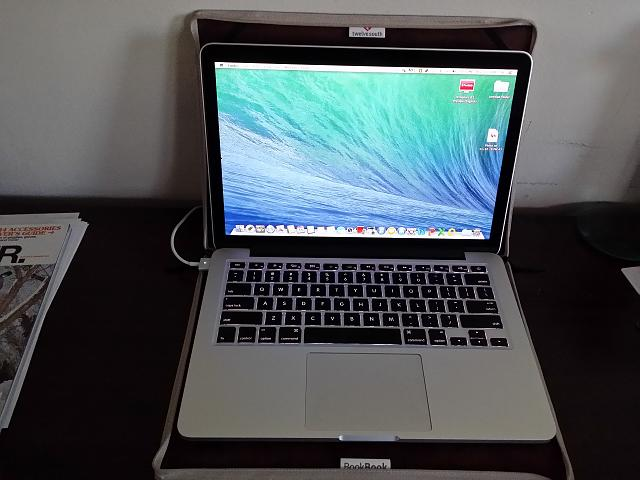 Wts Early 2013 13 Inch Apple Macbook Pro With Retina