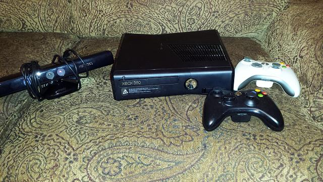 WTS: Xbox 360 + Kinect and 20 games-20131118_085422.jpg