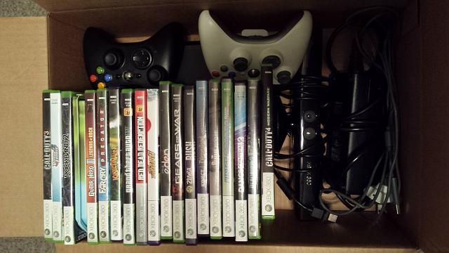 Xbox 360 T Games : Wts xbox kinect and games blackberry forums at