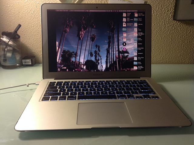 Trade In Marketplace >> WTS: Mid 2013 13 Inch Apple MacBook Air, SSD and Speck ...
