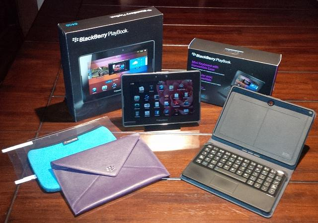 64GB PlayBook, OEM Keyboard Case, Rapid-Charge Dock, Leather & Neoprene Sleeves-img_00001042.jpg
