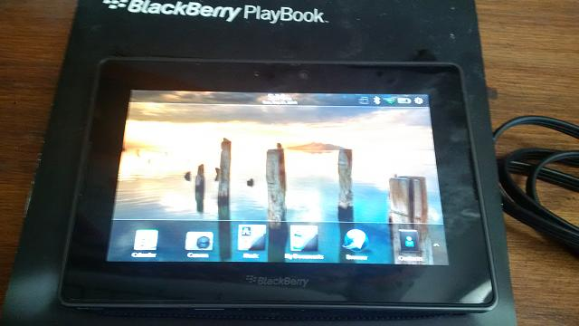 BlackBerry Playbook 64 GB w/ Charging Dock, Rapid Charger, and cases-img_20140921_171429.jpg