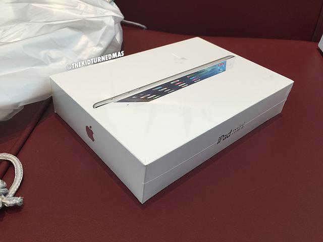 WTT: iPad Mini 64GB Att/Cellular - NEW (Sealed) - BlackBerry