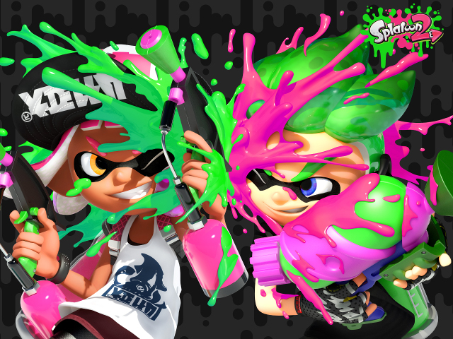 Some Nintendo Splatoon 2 and ARMS wallpapers for you-splatoon2_inklings_-640x480-.jpg